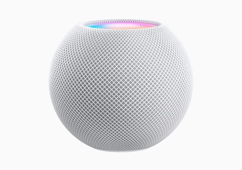 Apple HomePod Mini : l'enceinte connectée passe au format compact