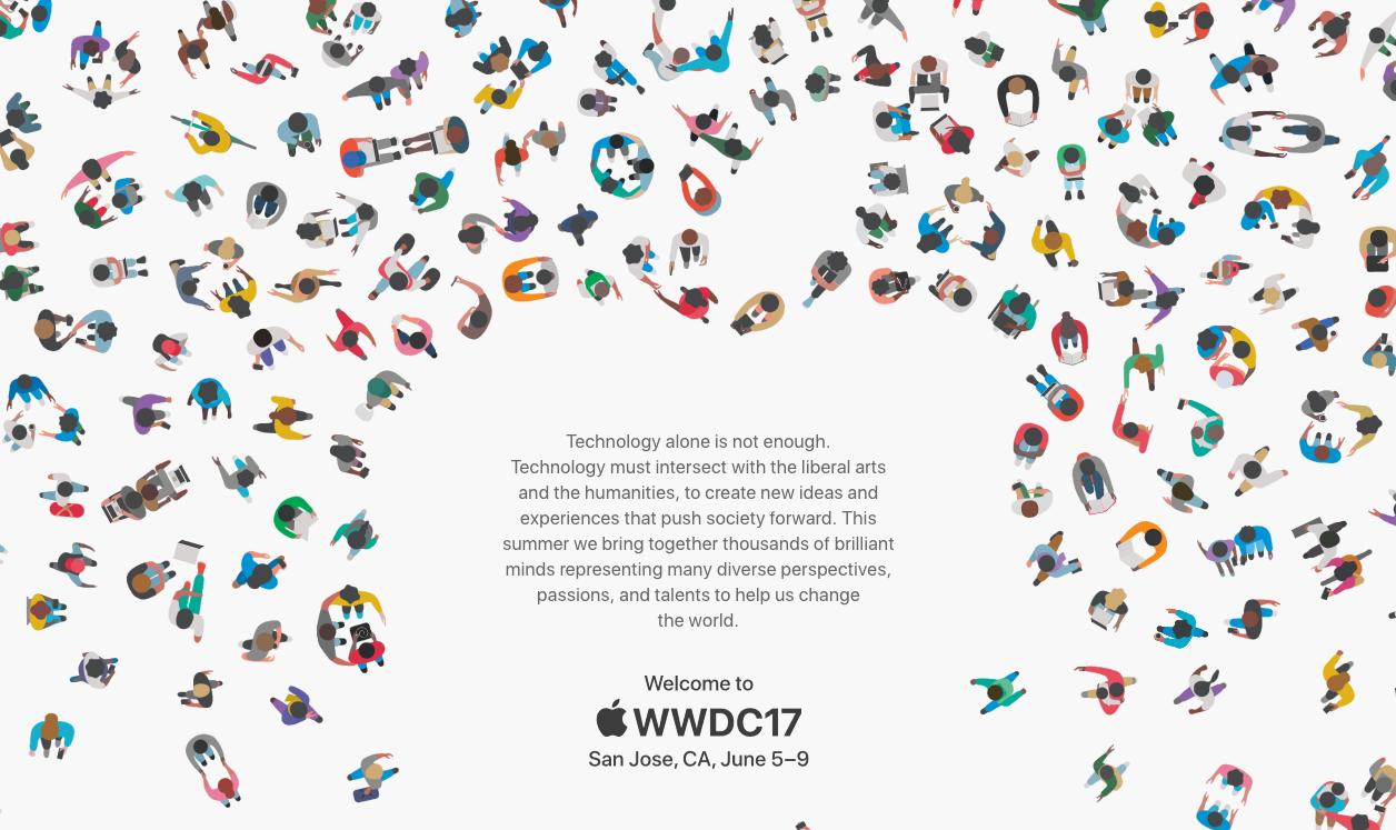 Apple : la WWDC 2017 aura lieu à San José le 5 juin