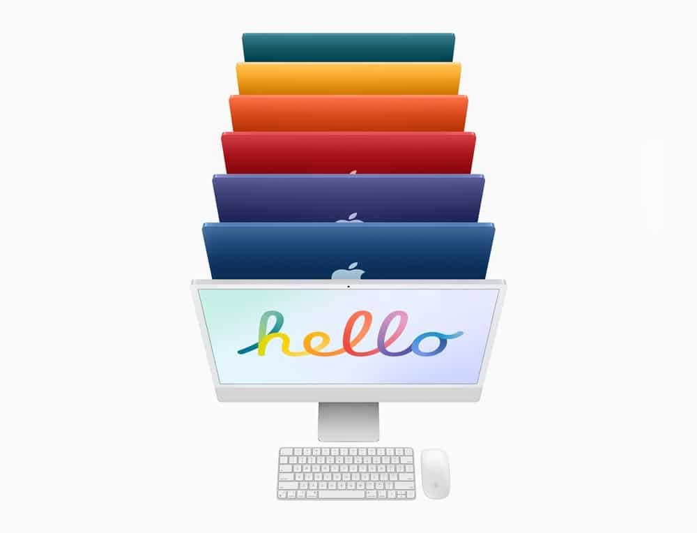 Apple M1 : l'iMac et l'iPad Pro passent à leur tour à la puce Apple