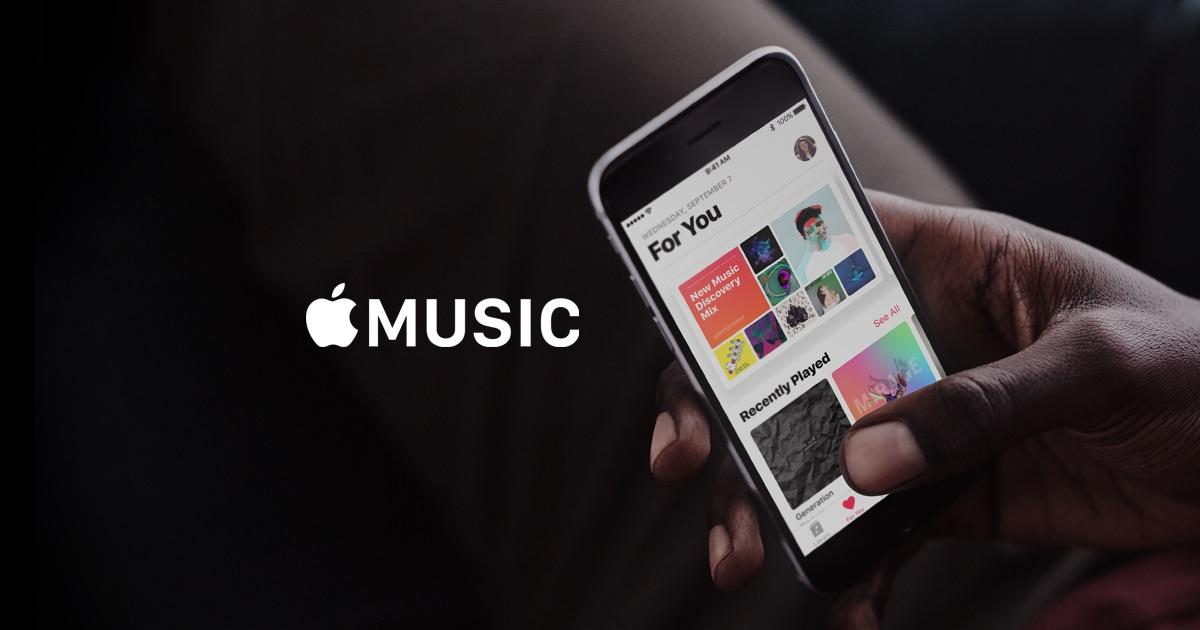Apple Music passe la barre des 60 millions d'utilisateurs