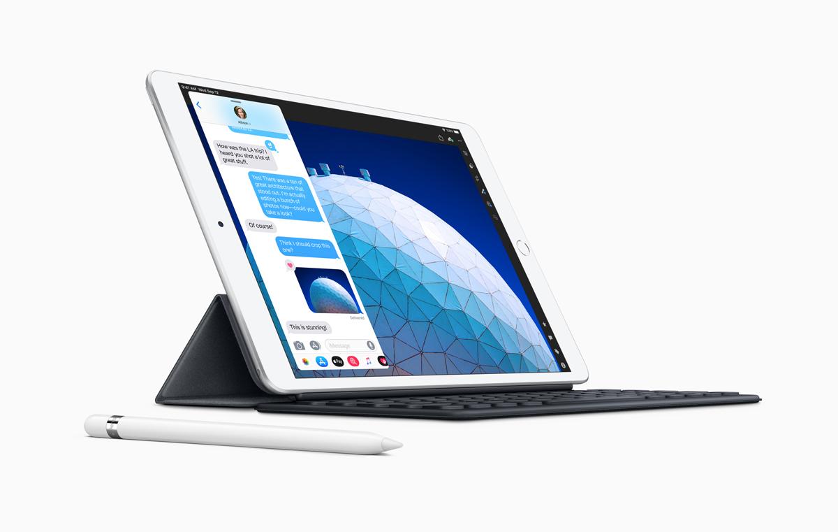 Apple ouvre un programme de réparation pour les iPad Air 3