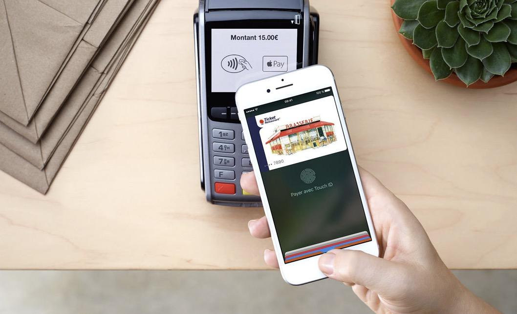 Apple Pay a plus de 250 millions d'utilisateurs dans le monde
