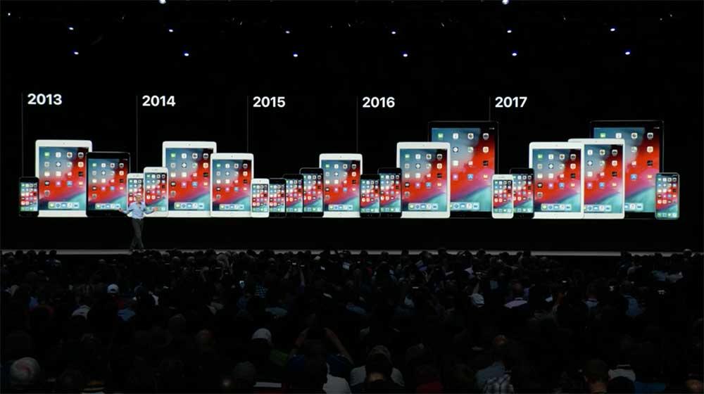 Apple précise la date de déploiement d'iOS 12, watchOS 5 et macOS Mojave