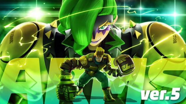 ARMS : un combattant de plus pour le jeu de boxe de la Switch, en version 5.0