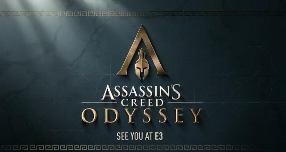 Assassin's Creed Odyssey : le jeu officiellement dévoilé juste avant l'E3