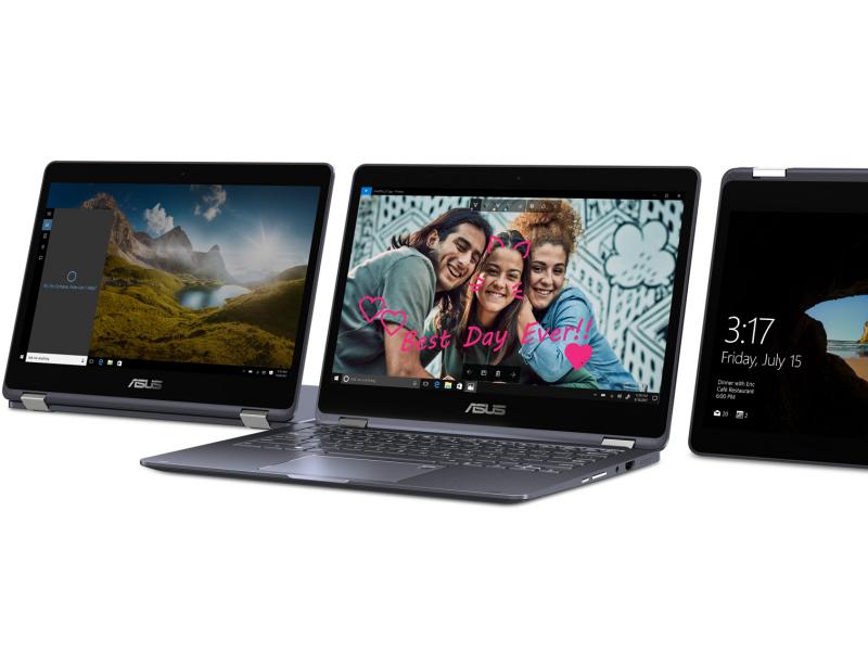 Asus et HP présentent des PC Windows 10 sous Snapdragon 835, les NovaGo et Envy x2