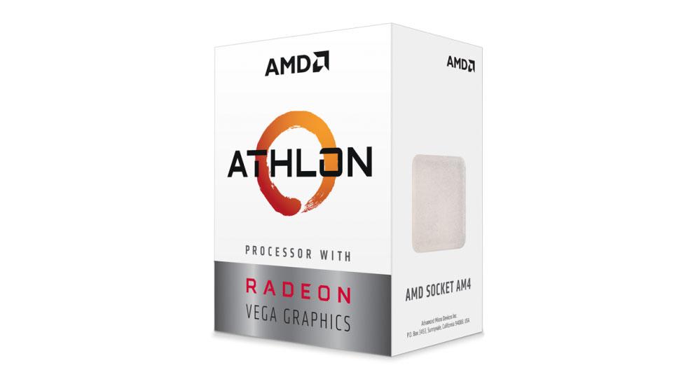 Athlon 200GE : la réponse d'AMD aux Celeron et Pentium