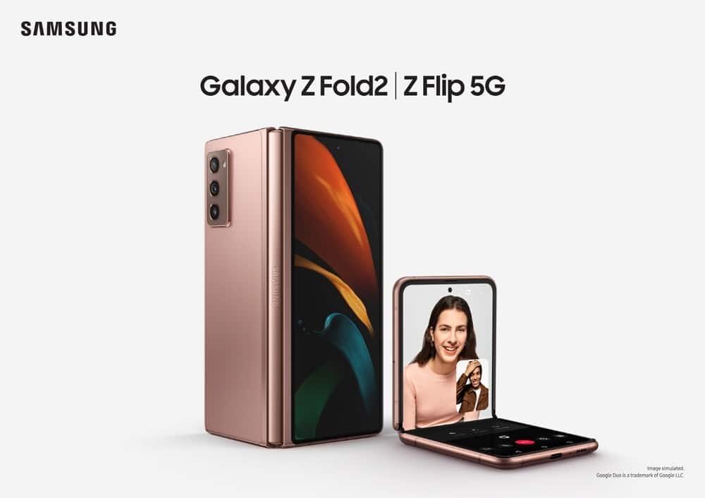 Bientôt des smartphones de marques tierces avec des écrans pliants de Samsung ?