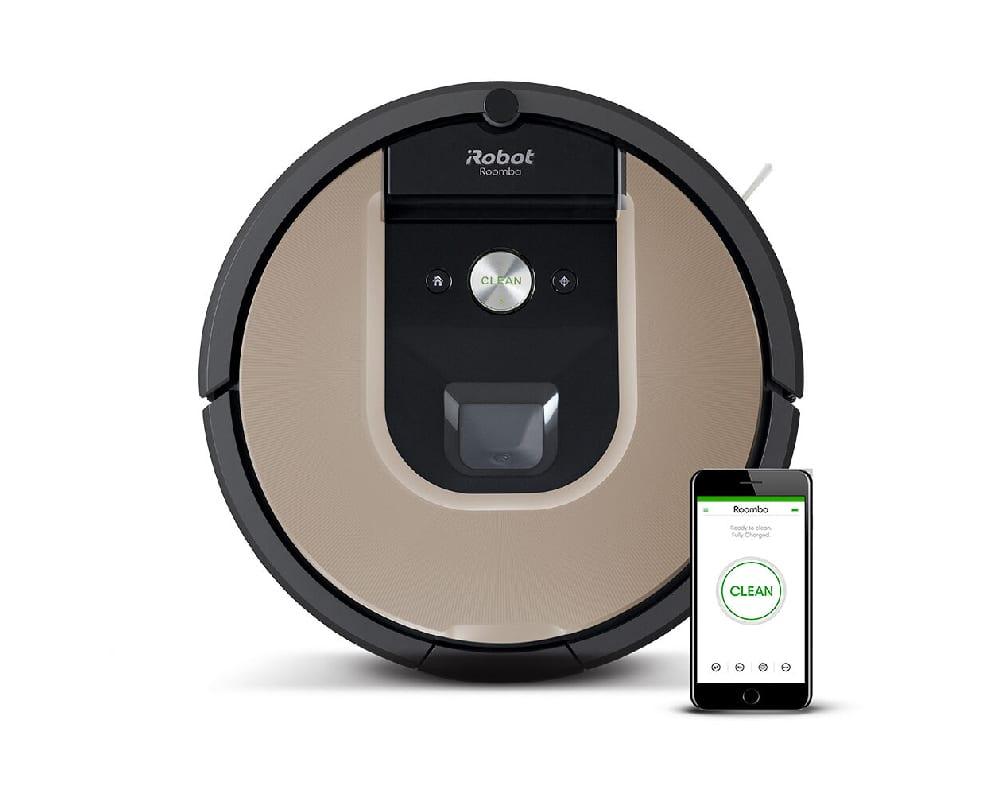 Black Friday 2019 - iRobot : des remises sur les aspirateurs robots Roomba et robot laveur Braava Jet m6