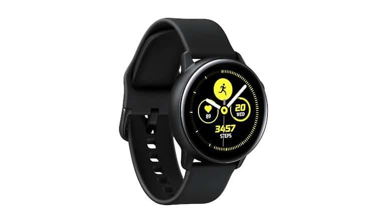 Black Friday 2019 - La Samsung Galaxy Watch Active est à 179,99 euros