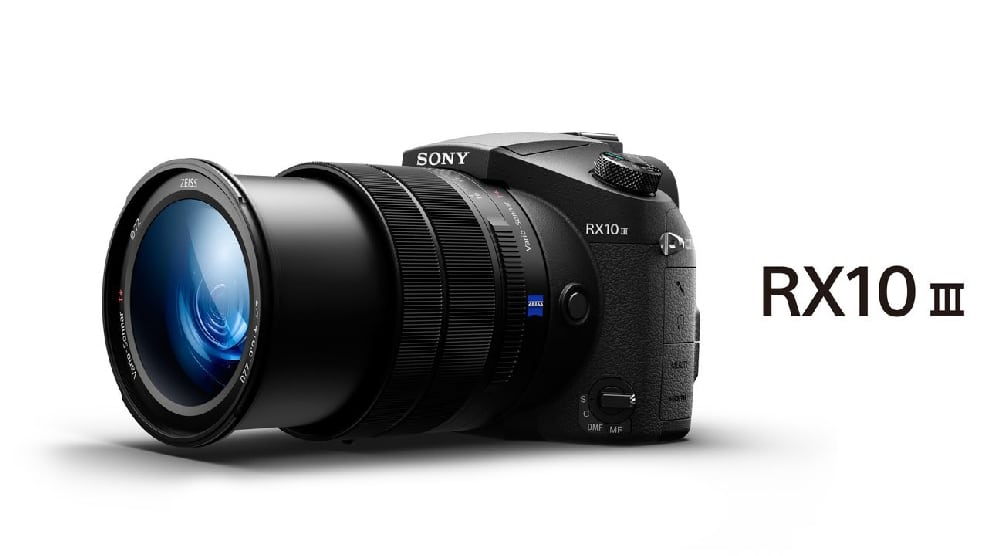 Black Friday 2019 - Le bridge Sony RX10 Mark III à 999 euros