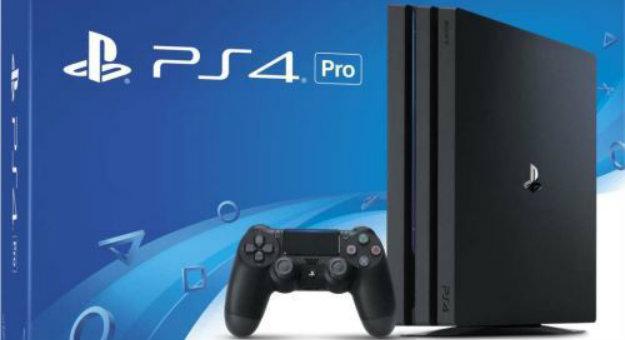 Black Friday - La PlayStation 4 Pro accompagnée de 5 jeux à 449 euros