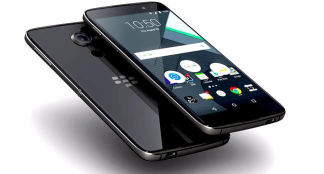 BlackBerry DTEK60 : la version musclée du DTEK50 est officielle