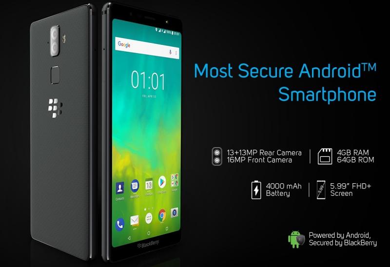 BlackBerry Evolve : TCL lance une nouvelle série de smartphones tout-tactiles en Asie