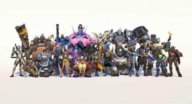 Blizzcon 2017 - Overwatch présente son nouveau personnage
