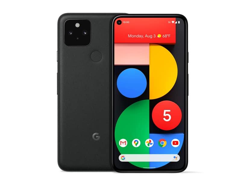 Bon plan - 40 euros de réduction sur les Pixel 5 et Pixel 4a 5G