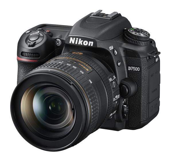 Bon plan - la garantie 5 ans remboursée pour le lancement du Nikon D7500