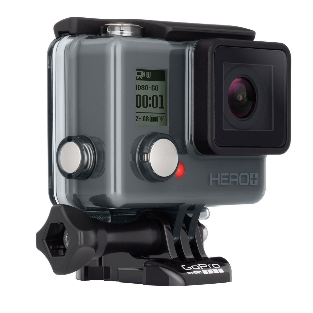 Bon plan : la GoPro Hero+ avec microSDHC 16 Go à 120 euros !