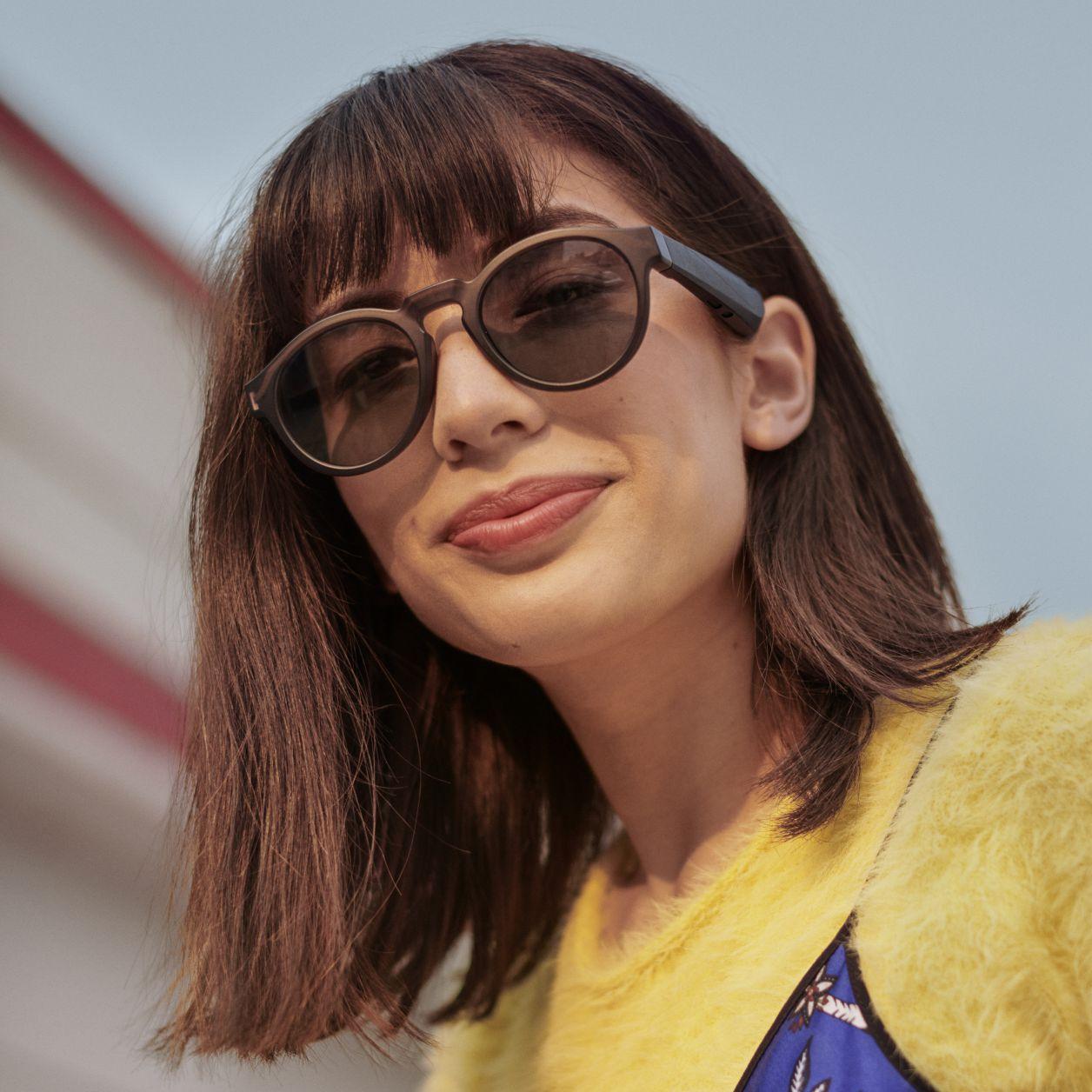 Bose Frames : des lunettes de soleil pour écouter la musique