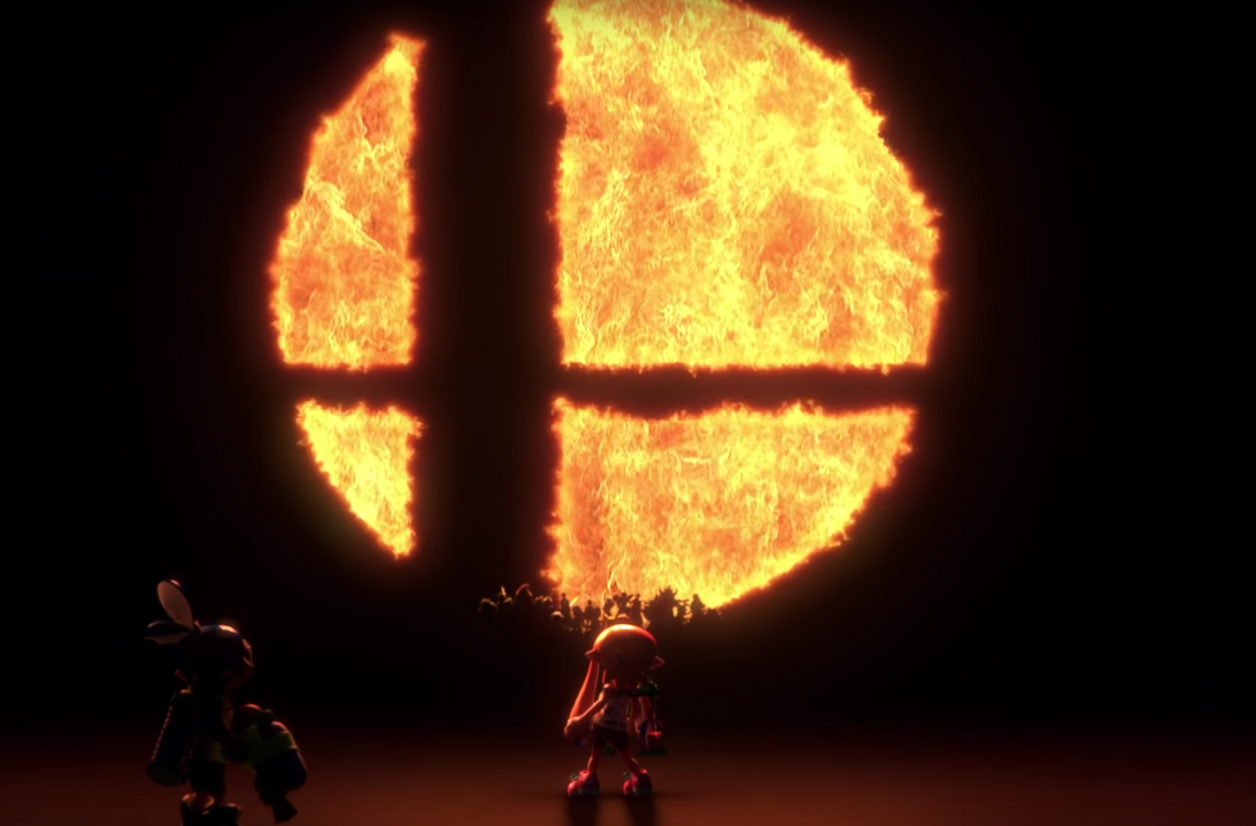 Ça y est, Super Smash Bros. est annoncé sur Nintendo Switch