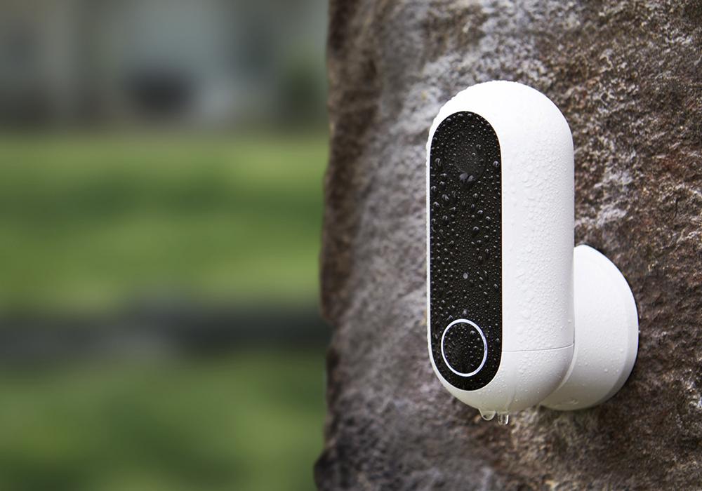 Canary Flex, une caméra de vidéosurveillance étanche et sans fil