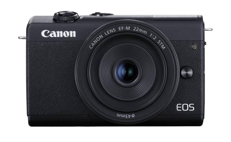 Canon EOS M200 : l'hybride compact fait peau neuve