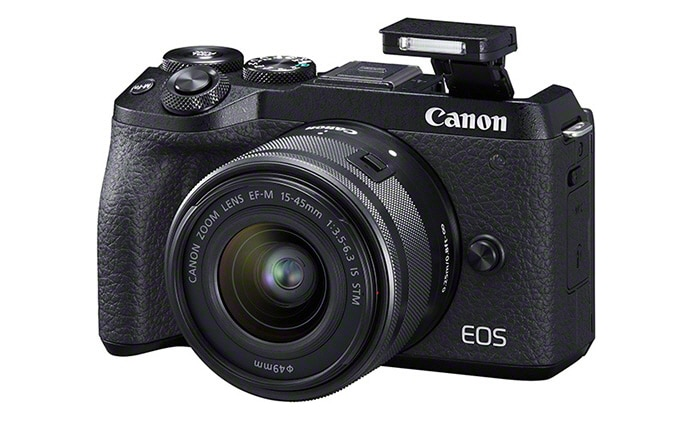 Canon EOS M6 Mark II : le nouvel hybride est officiel
