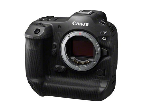 Canon EOS R3 : on en sait un peu plus sur l'appareil hybridesportif