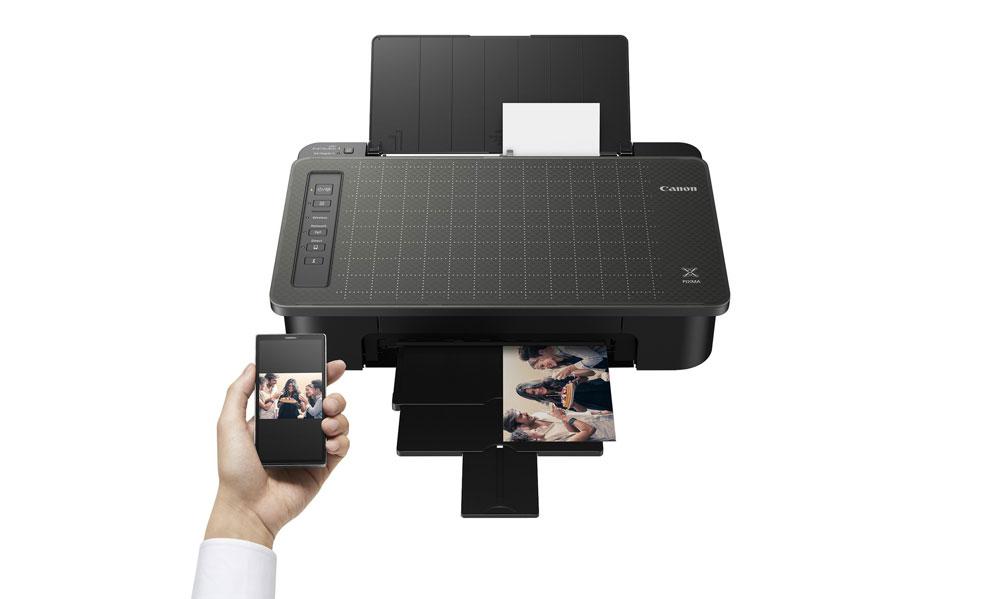 Canon Pixma TS205 et TS305 : deux imprimantes orientées photo à tout petit prix