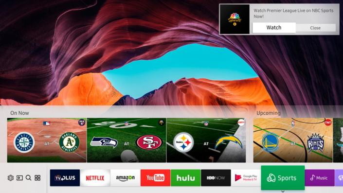 CES 2017 : Samsung mise sur la suggestion de contenu personnalisée pour ses Smart TV