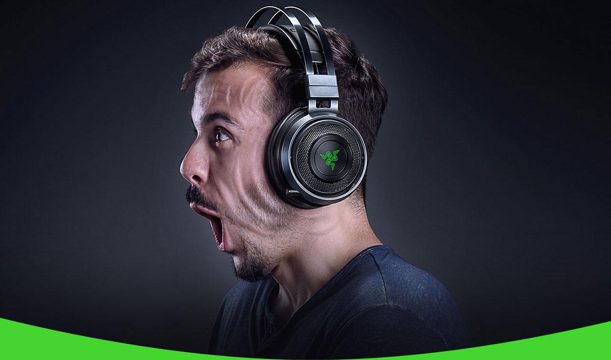 CES 2019 - Razer HyperSense : du retour haptique pour améliorer l'immersion dans les jeux