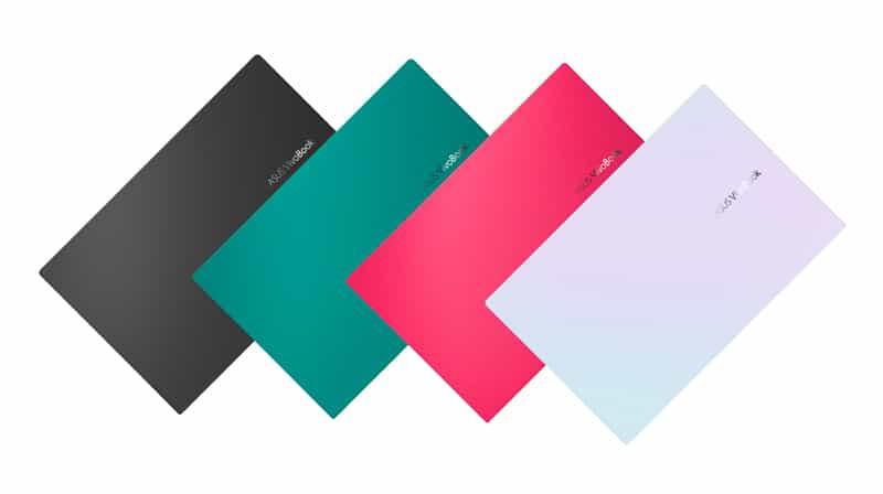 CES 2020 - Asus rafraîchit ses gammes VivoBook, VivoBook S et ZenBook