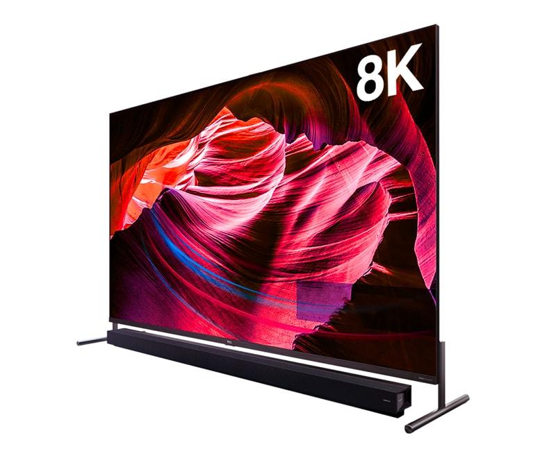 CES 2020 - X91, C81 et C71 : TCL enrichit sa gamme de TV QLED de trois séries, dont un modèle 8K