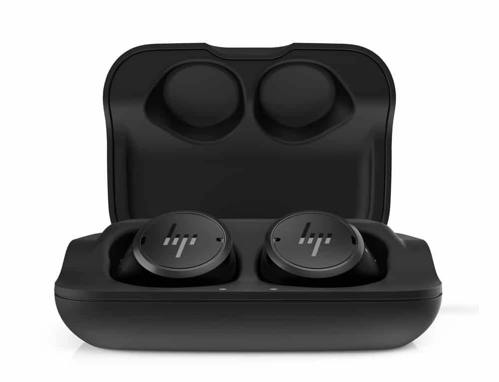 CES 2021 - HP annonce les Elite Wireless Earbuds, des écouteurs true wireless pensés pour la visio
