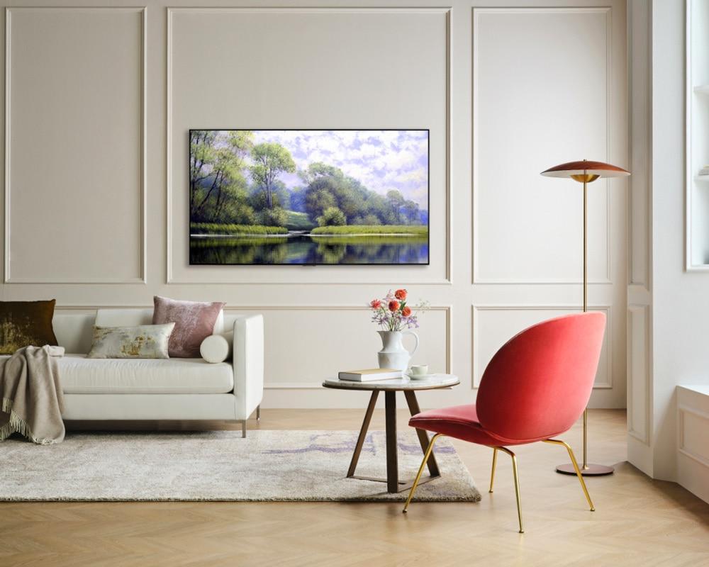 CES 2021 - LG présente ses nouveaux TV OLED Evo (G1), ainsi que ses séries C1 et Z1