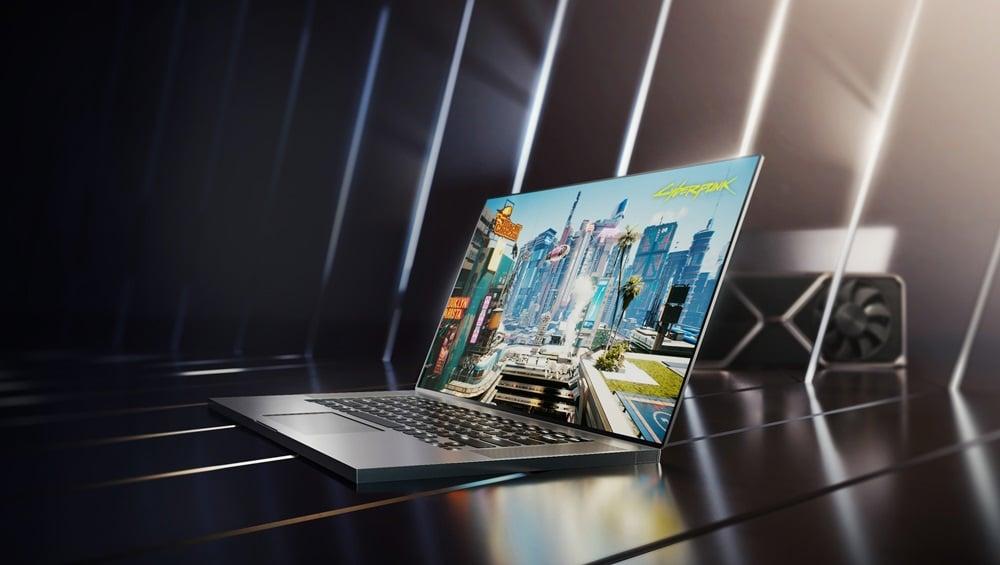 CES 2021 - Nvidia dévoile la GeForce RTX 3060 et les RTX 30 mobiles