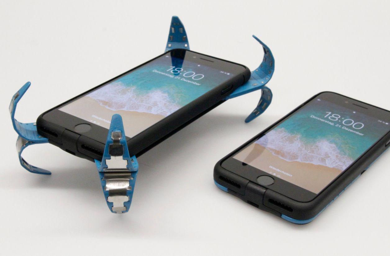 Cette coque astucieuse pourrait bien sauver de nombreux smartphones