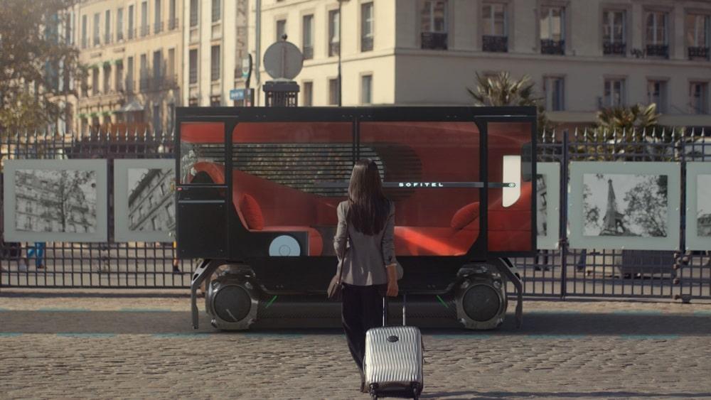Citroën imagine la mobilité urbaine de demain avec sa plateforme Skate