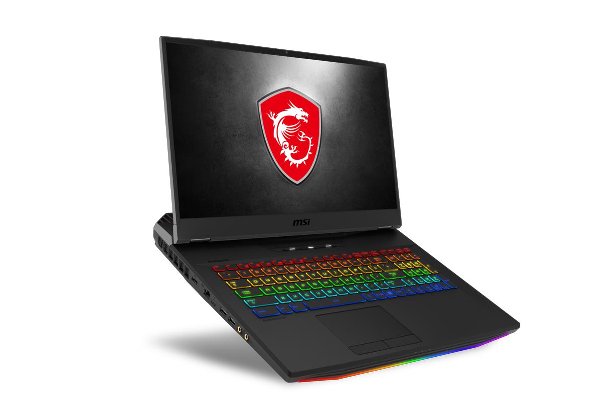 Computex 2019 - MSI met à jour ses PC portables gaming avec les GT76 Titan et GE65 Raider
