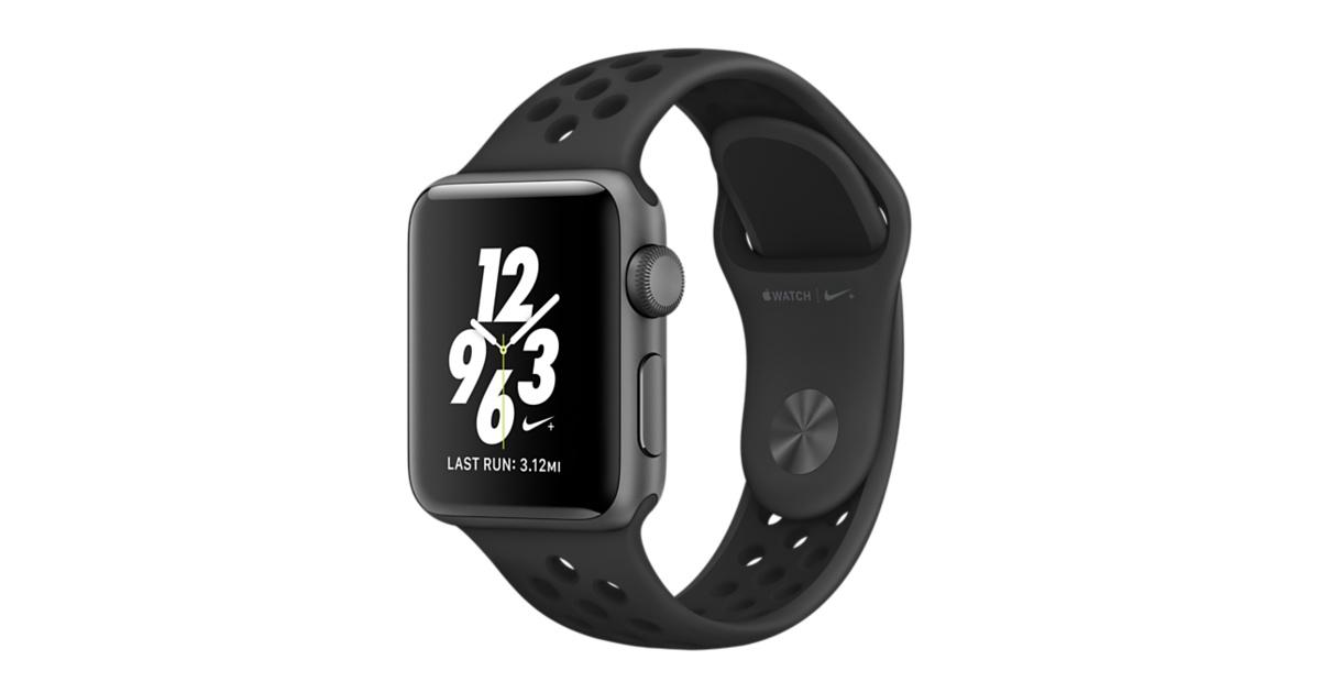 De nouvelles activités sportives pour l'Apple Watch ?