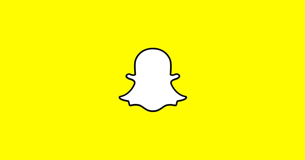 Des publicités moins intrusives sur Snapchat