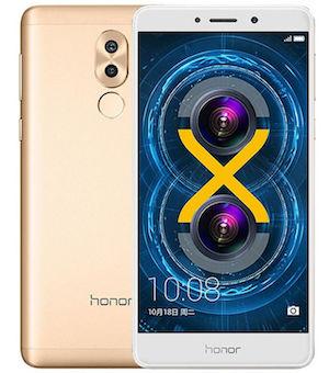 Deux appareils photo pour le Honor 6X
