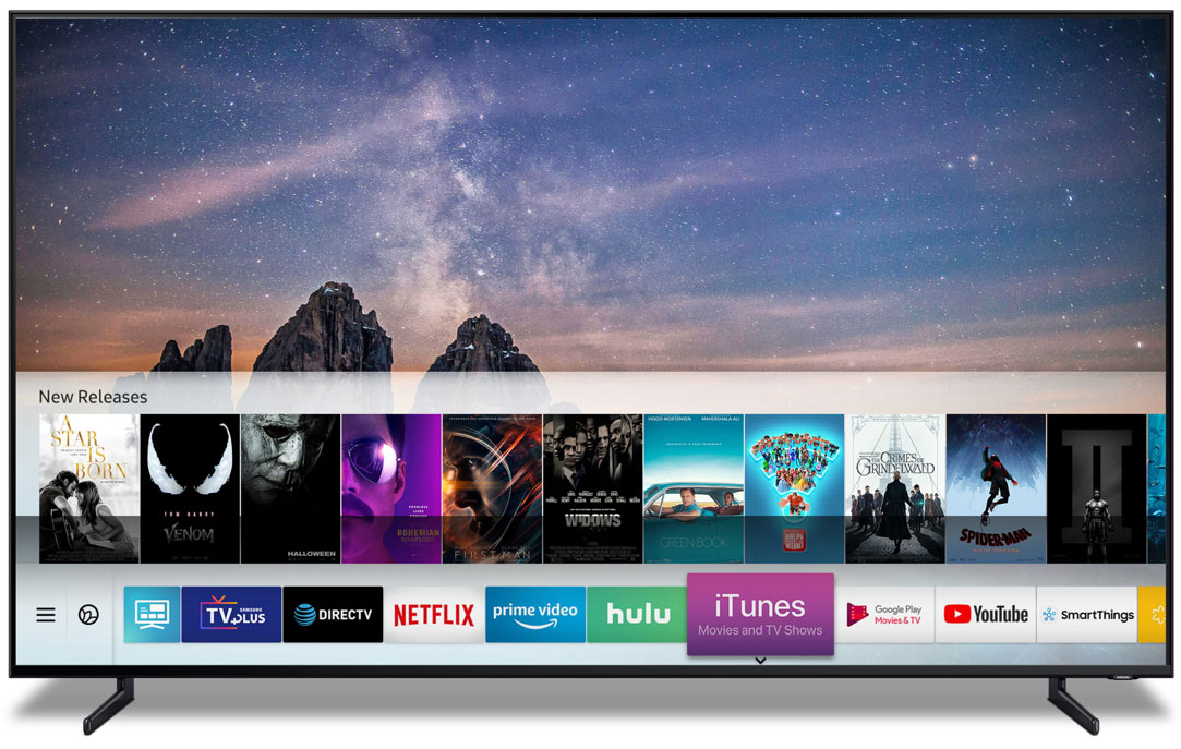 Deux téléviseurs sur trois vendus en 2018 étaient connectés