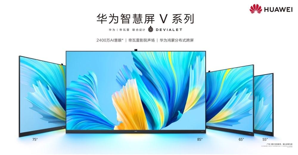 Devialet et Huawei : après les enceintes, leur partenariat s'étend aux TV
