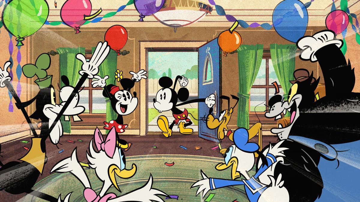 Disney+ proposeral'intégralité du catalogue Disney en exclusivité