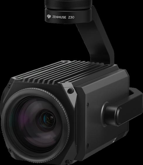 DJI Zenmuse Z30, un module photo au zoom 30x pour drones