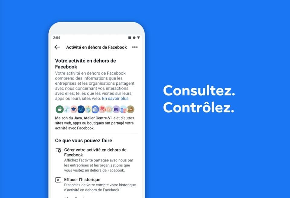 Données personnelles : Facebook veut redonner le contrôle à ses utilisateurs