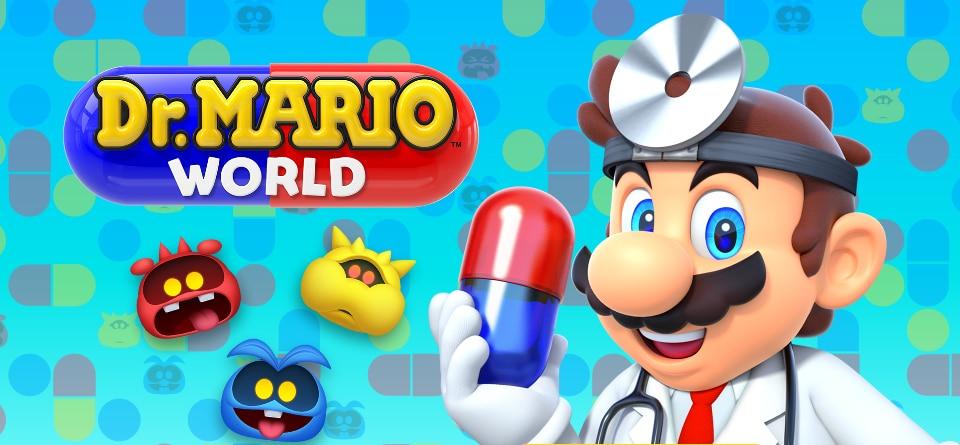 Dr. Mario World montre son mode multijoueur avant sa sortie sur mobile