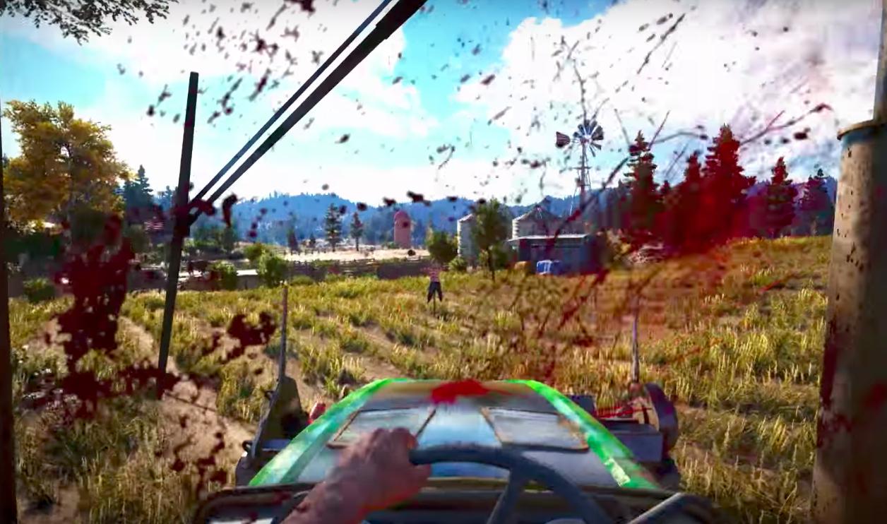 E3 2017 - Far Cry 5 en territoire redneck et en trailer vidéo