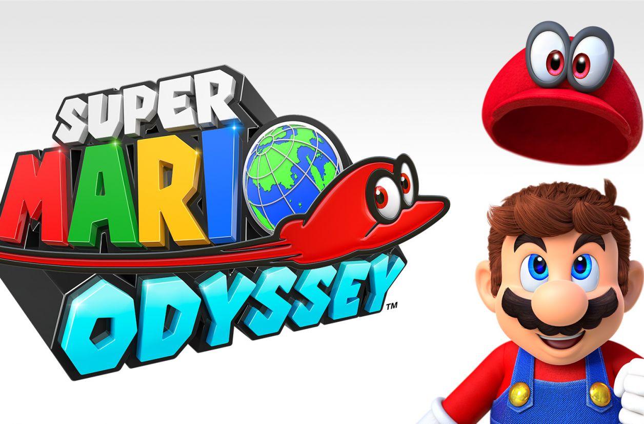 E3 2017 - Une date de sortie et de nouvelles images de Super Mario Odyssey